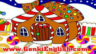 Gingerbread House Christmas Song Genki English