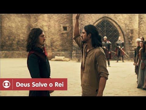Deus Salve O Rei: capítulo 103 da novela, terça, 8 de maio, na Globo