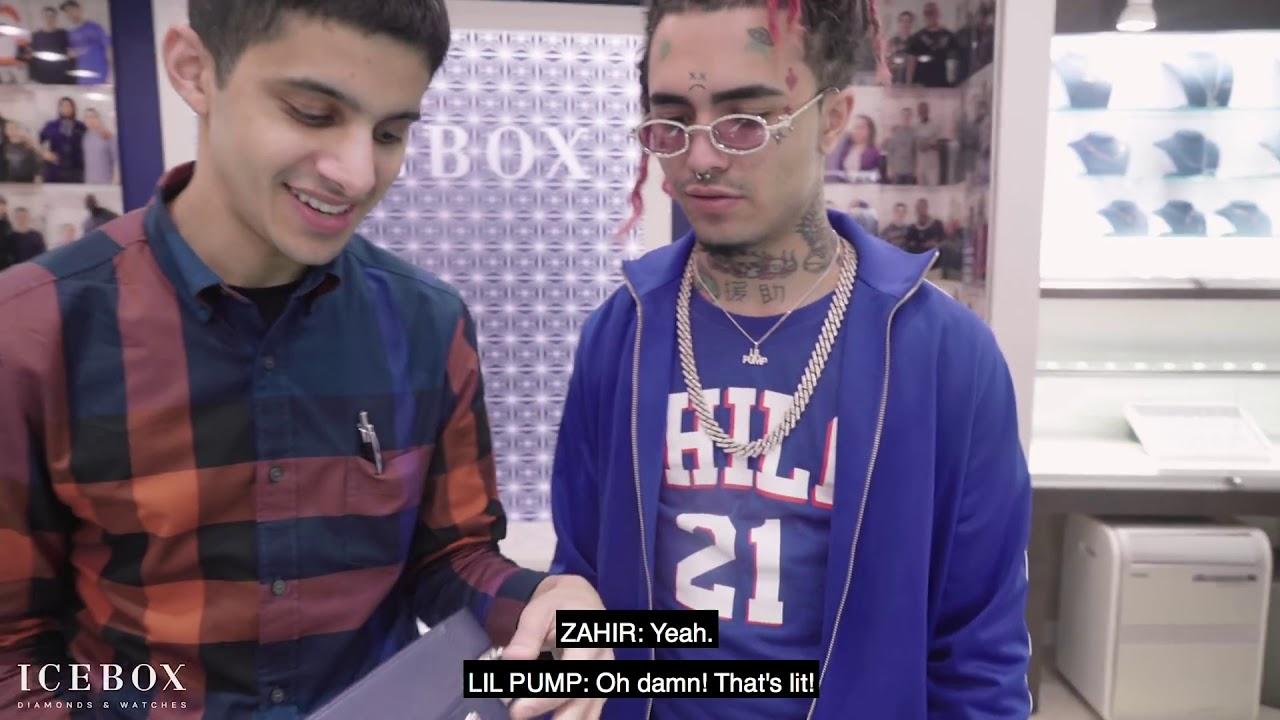 """Lil Pump & Anuel AA - """"ILLUMINATI"""" (Official Music Video)"""