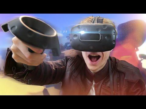THIS CLIMBING GAME ROCKS!   Sky Climbers VR (HTC Vive Gameplay)