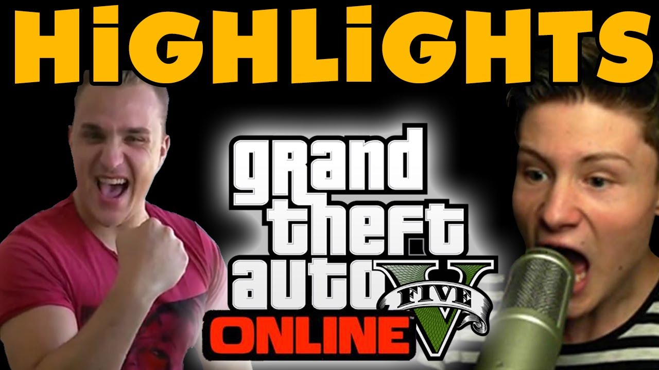 Kevgeilo  ALLE HIGHLIGHTS von DNER & KEV [GTA 5 Online] - YouTube