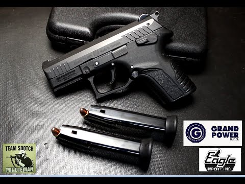 Grand Power P11 Mk12 Gun Review