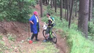 Petutschnig Hons - Die Mountainbiker