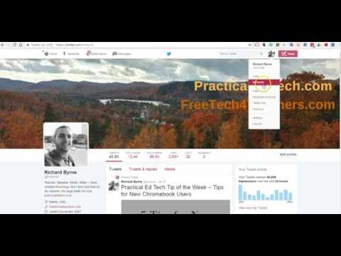 How to Create Twitter Moments