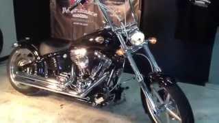 2008 Harley Davidson Rocker C Custom Fxcwc, Harley-davidson, Mg Performance