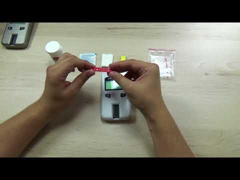 Прибор для измерения холестерина и сахара в крови в домашних условиях