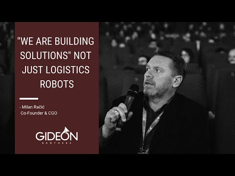 """""""We are building solutions"""" not just logistics robots"""