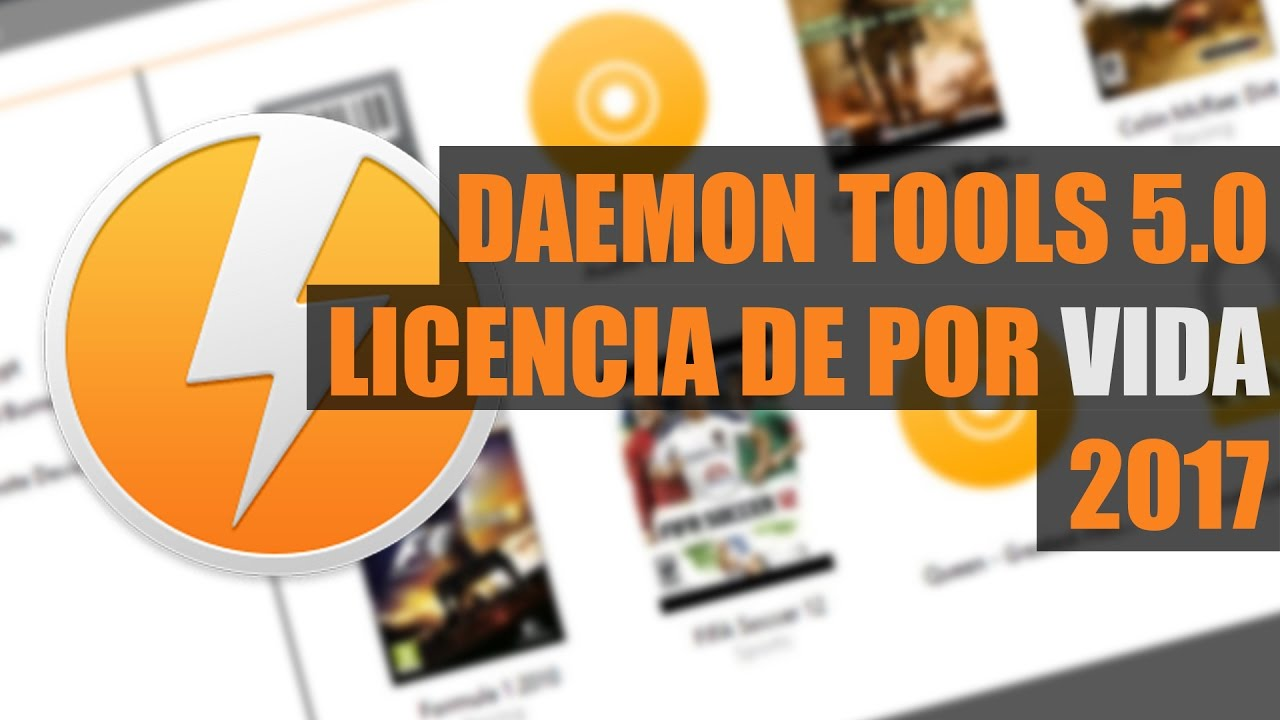 licencia daemon tools ultra