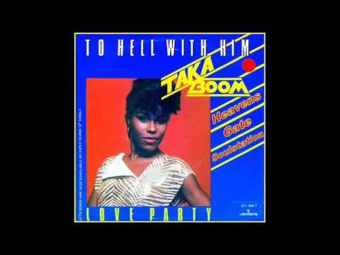 Taka Boom - Love Party (original Vinyl Recording) HQ+Sound