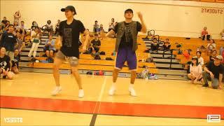 123 victory choreography