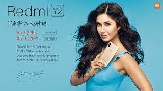 Redmi Y2 Official Video - Trailer, Introduction, Commercial, Tvc, Intro