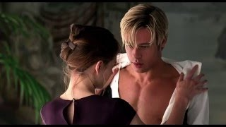 Repeat youtube video Brad Pit Hot Scenes Compilation