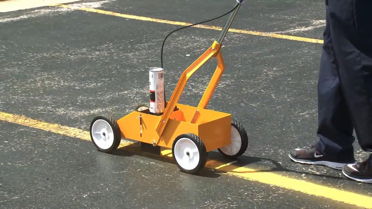 Remove Paint Lines Car