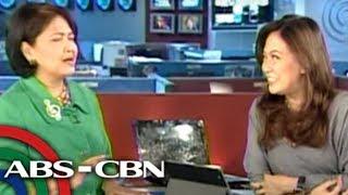 ANC Headstart: Gina Montes sings Hotdog hits