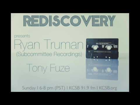 Ryan Truman - Mix for Rediscovery Radio Show - Underground Funky House