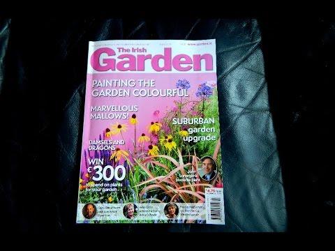 Irish Garden Magazine, July 2015