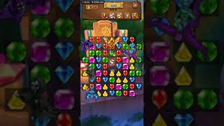 Jewel mash level 600 screenshot 3