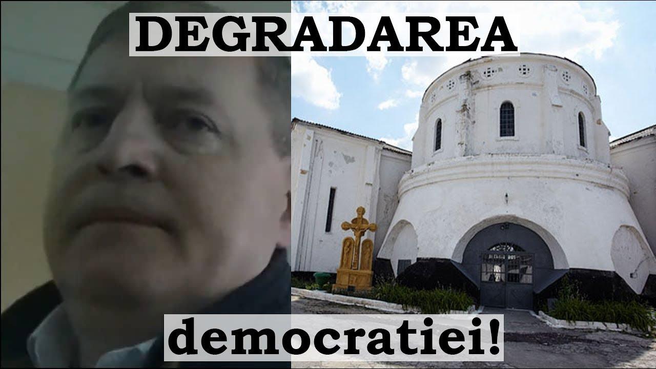 DEGRADAREA democrației!