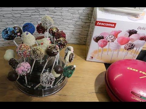 КЕЙК ПОПС 🍭CAKE POP🍭Формы для кейк попсов/ЛЕГКО и ПРОСТО/Шоколадный бисквит для кейк попсов