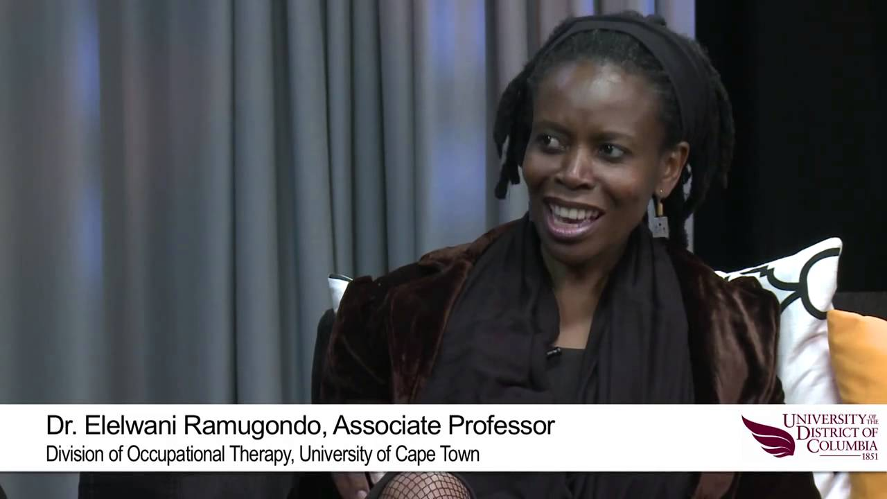 elelwani ramugondo Meet assoc prof elelwani ramugondo - uct's newly appointed special advisor on transformation - in our latest newsletter.