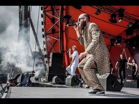 Klumben & Raske Penge, Roskilde Festival 2014, Orange Scene