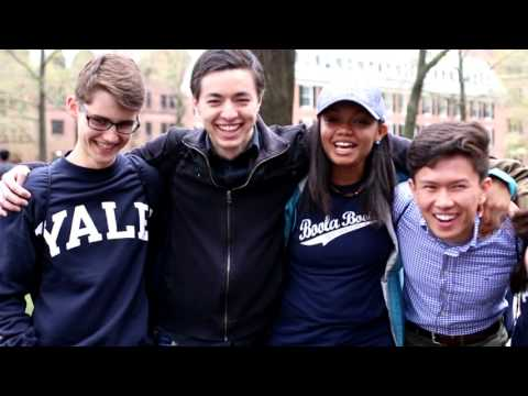Yale Class of 2021 Inside Look: Bulldog Days