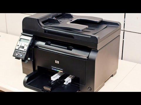 Hp Printer Mfp 177 Isi Ulang Refill Toner Catridge 350 A Youtube