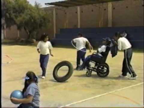educacion fisica para niños con necesidades educativas especiales pdf