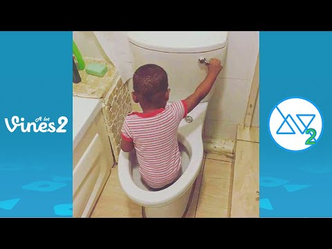 Try Not To Laugh Watching This Funny Kids Fails Compilation January 2020. Fails Of The Week #2