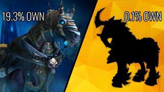 5 Hardest Mounts to Get in World of Warcraft