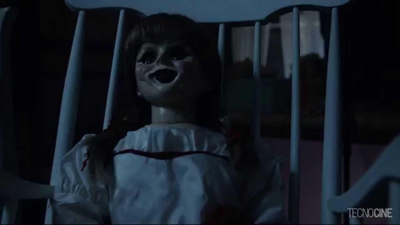 Annabelle - Imagens do TRAILER (HD) - YouTube