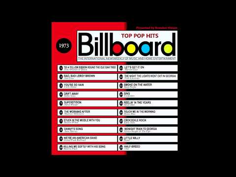 Billboard Top Pop Hits - 1973