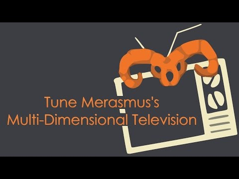 How to Tune Merasmus's Multi-Dimensional Television [Team Fortress 2]