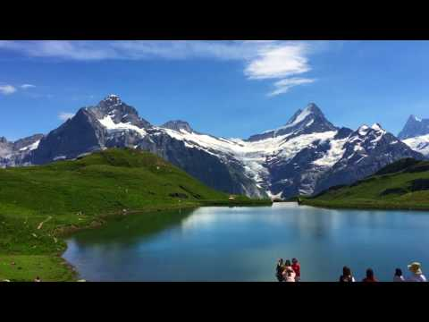 GRINDELWALD TO FIRST - SWITZERLAND 2016