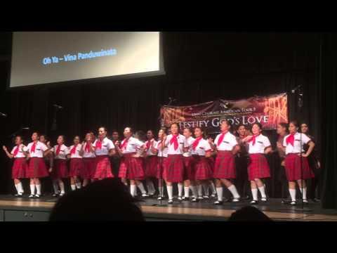 UNAI Chorale 2015 - Oh Ya (Vina Panduwinata cover by UC)