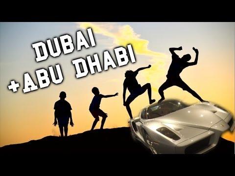 Dubaï (+Abu Dhabi) - 2014