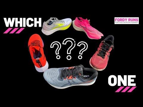 Top 5 Marathon Shoes 2020