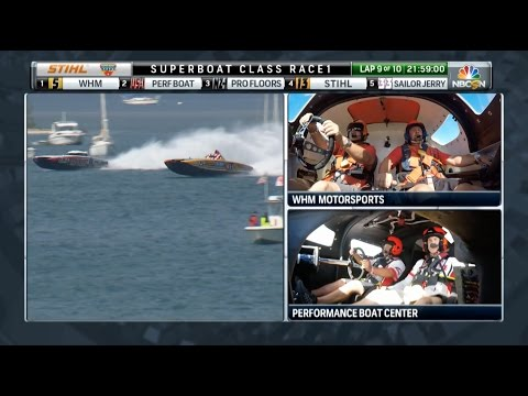 2017 Super Boat On NBC Sports Episode 1 From Key West World Championships 2016