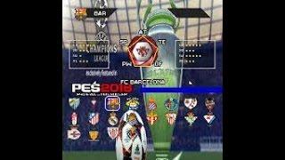 Pes 2015 | Java | Nokia | Uefa Champions League | #1 | OGC Nice Vs F.C.Barcelona