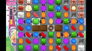 Candy Crush Saga Level 1256 (No booster, 3 Stars)