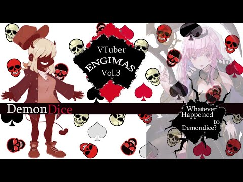 Vtuber Enigmas Vol.3
