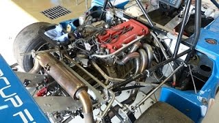 B16A BILLVTEC 11,000 RPM VTEC 240 HP ALL MOTOR DYNO