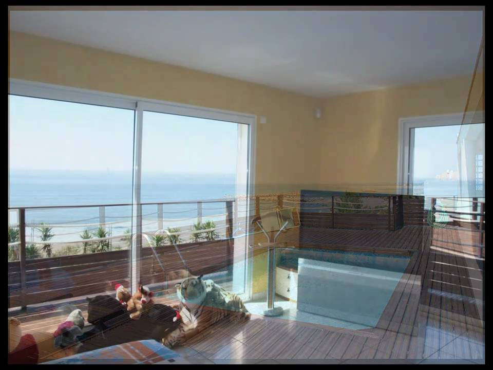 villa de prestige cap d 39 agde la vente achat vue mer youtube. Black Bedroom Furniture Sets. Home Design Ideas