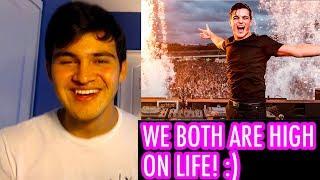 Martin Garrix - High On Life (feat. Bonn) [Reaction]