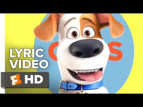 The Secret Life Of Pets 2 Lyric Video - Lovely Day (2019)   Fandango Family