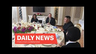 Daily News - Kim Jong Uns sister emerges as the candidate to visit Pompeo