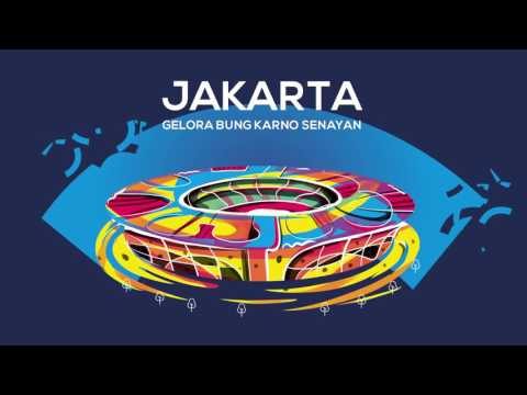 Promotion Video Asian Games 2018