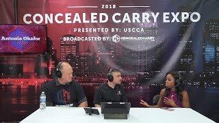 Antonia Okafor The Future of The Gun Right Movement - USCCA Expo 2018