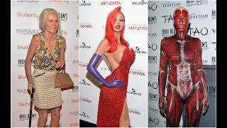 18 of Heidi Klum's best ever Halloween costumes