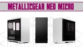 [Cowcot TV] Présentation boitier Metallic Gear Neo Micro